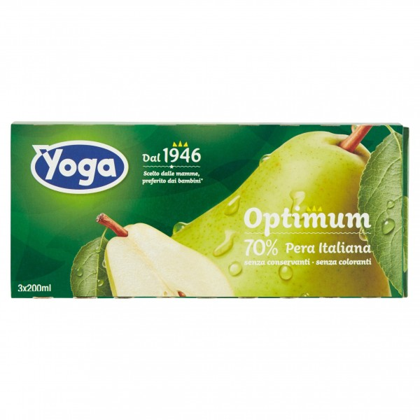 YOGA OPTIMUM NETT. PERA 3X200