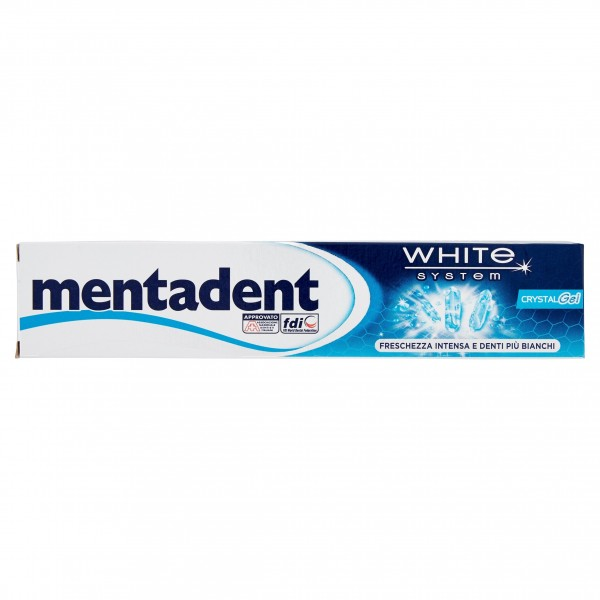 MENTADENT DENT.75ML CRYSTALGEL