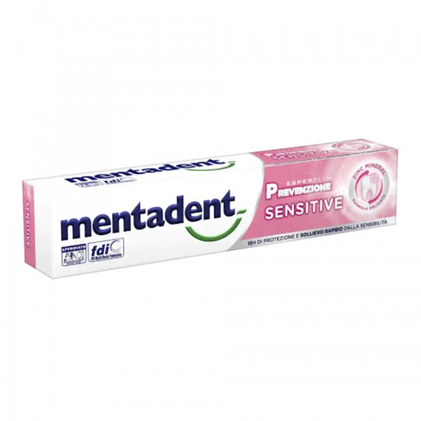 MENTADENT DENTIFRICIO  SENSITIVE 75 ML