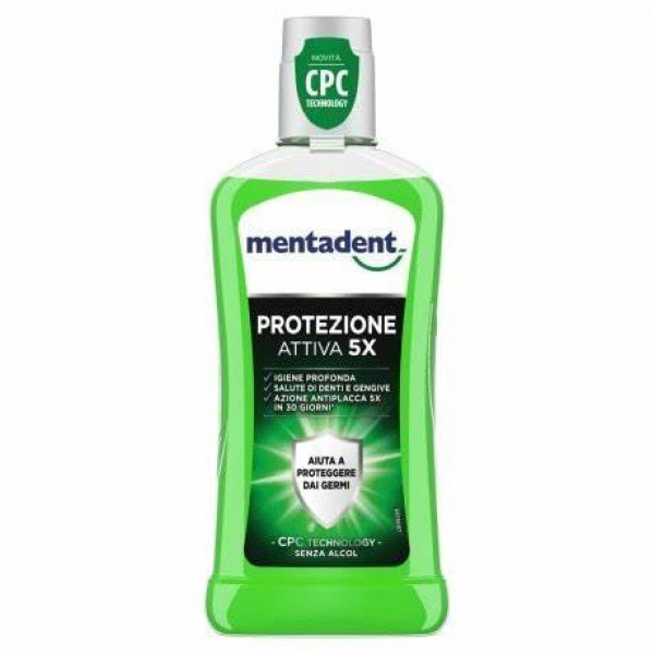 MENTADENT COLLUTORIO CPC 400ML