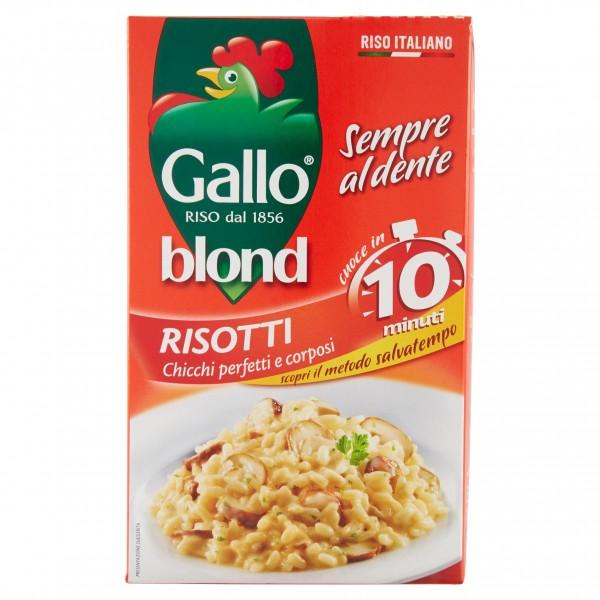 GALLO BLOND RISOTTI 1 KG