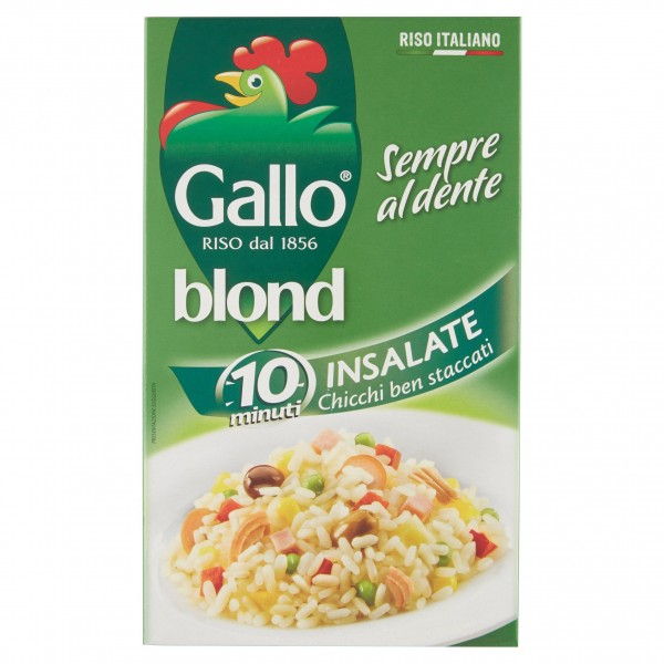 GALLO BLOND PER INSALATA 1 KG