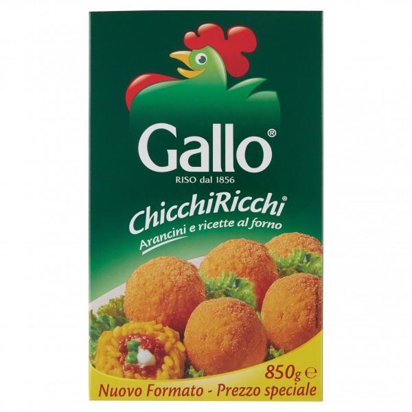 GALLO CHICCHIRICCHI ARANCINI 850 GR