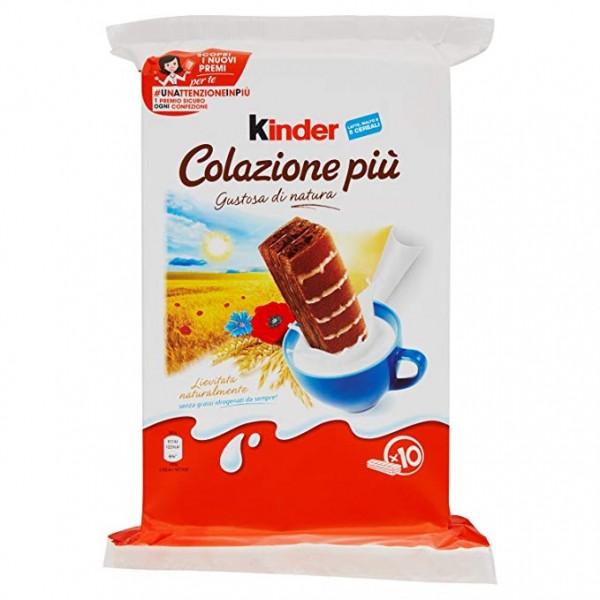KINDER COLAZIONE PIU T10 G290