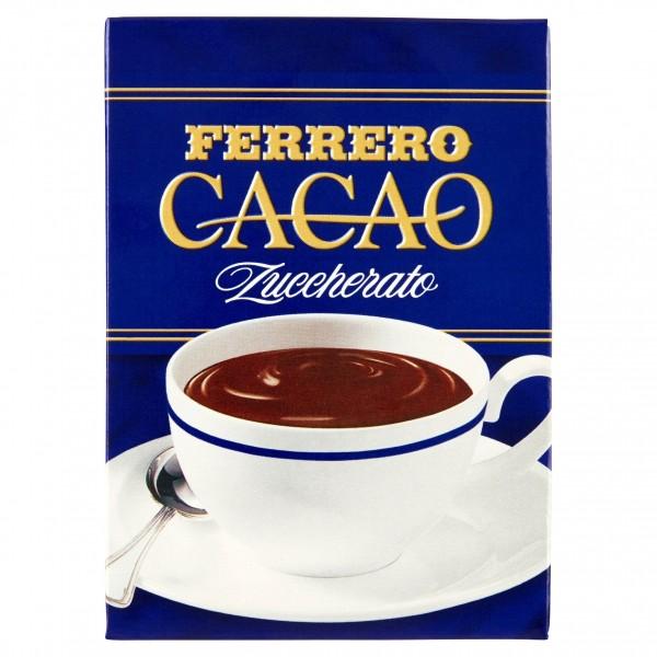 FERRERO CACAO ZUCCH g75 AST