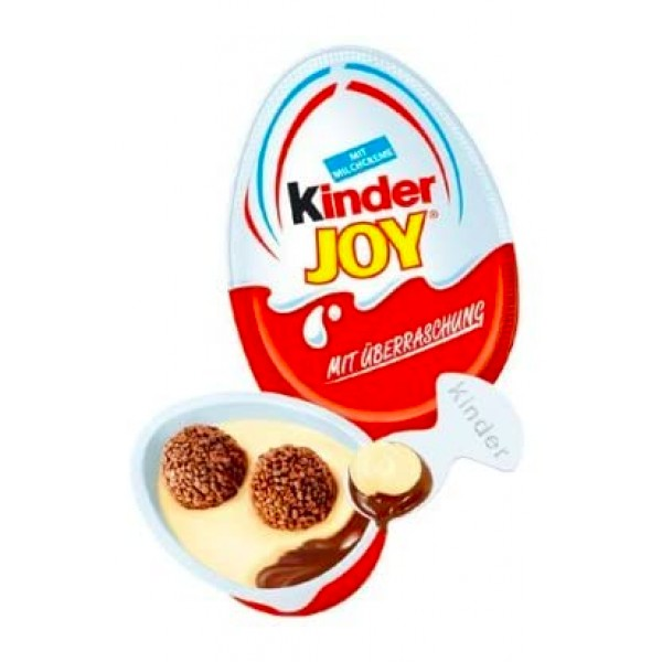 FERRERO KINDER JOY T1
