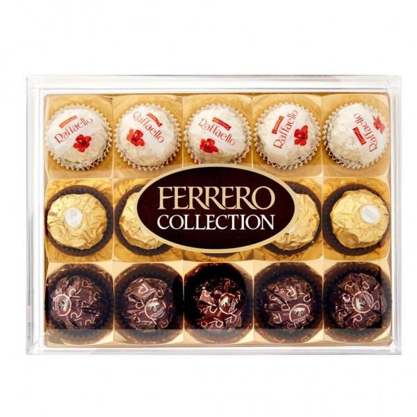 FERRERO COLLECTION CONFEZIONE DA 15