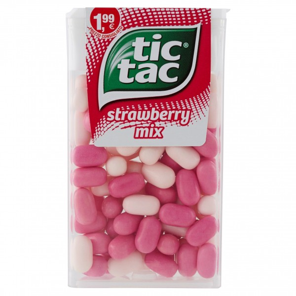 FERRERO TIC TAC STRAWBERRY 100