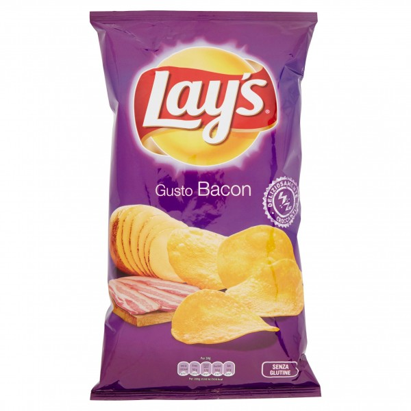 LAY'S PATATINE BACON 133 GR