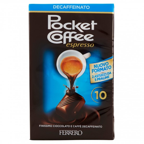 POCKET COFFEE DEC CNFEZINE DA 2 PER 5