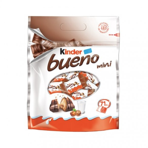 KINDER MINI BUENO T 20 POUCH