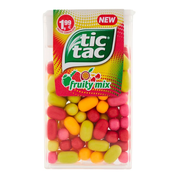 FERRERO TIC TAC FRUIT MIX T100