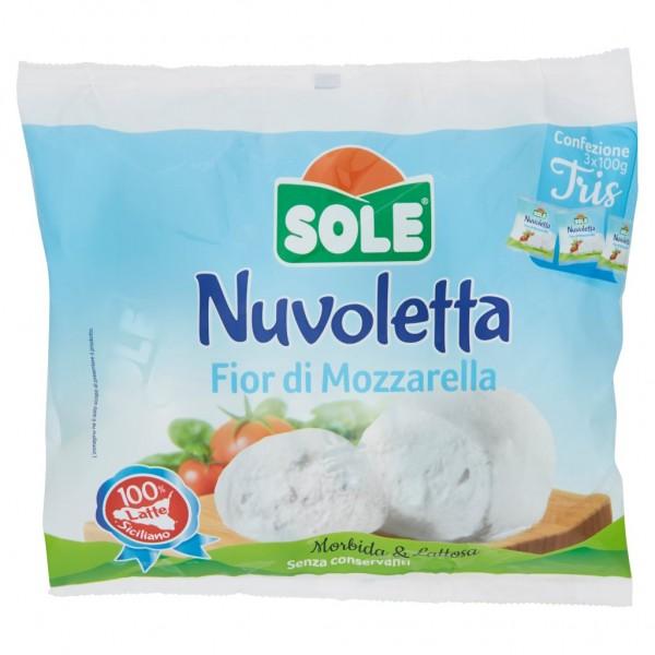 SOLE MOZZARELLA NUVOLETTA 100G