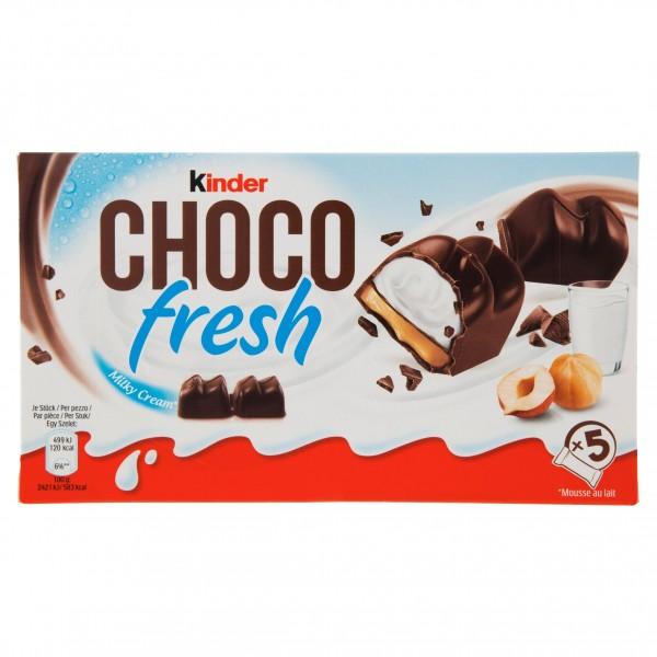 FERRERO KINDER CHOCO FRESH CONFEZIONE DA 5