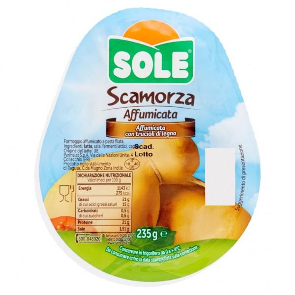 SOLE SCAMORZA AFFUMICATA GR235