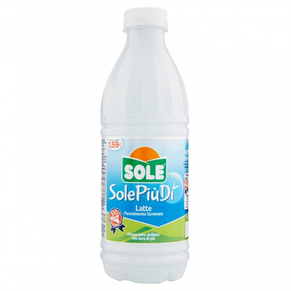 SOLE LATTE PIUDI' P.S. 1L BOT