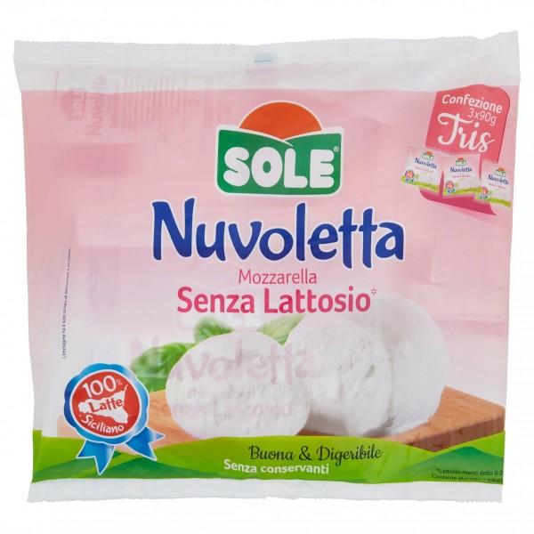 SOLE NUVOLETTA S/LATTOSIO 90X3