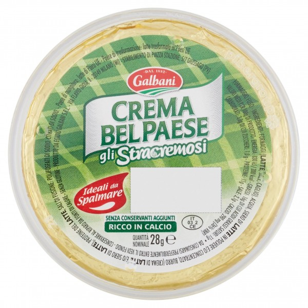 CREMA BEL PAESE X 2