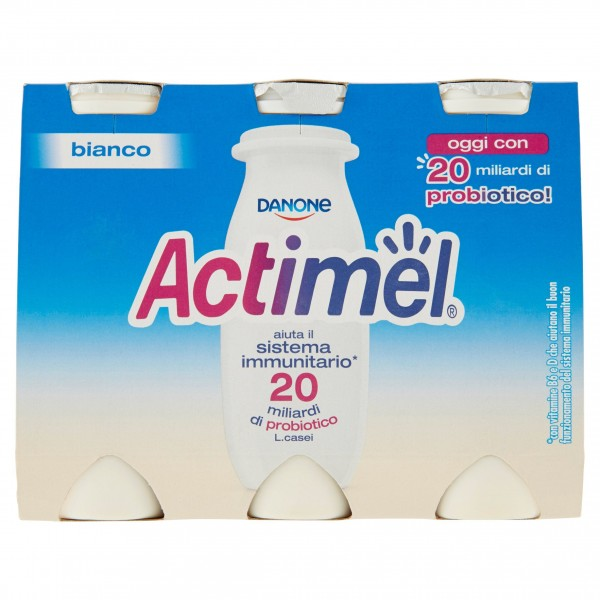 ACTIMEL BIANCO 6X100 g