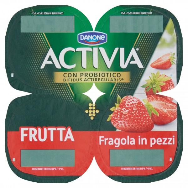 ACTIVIA FRAGOLA GR.125X4