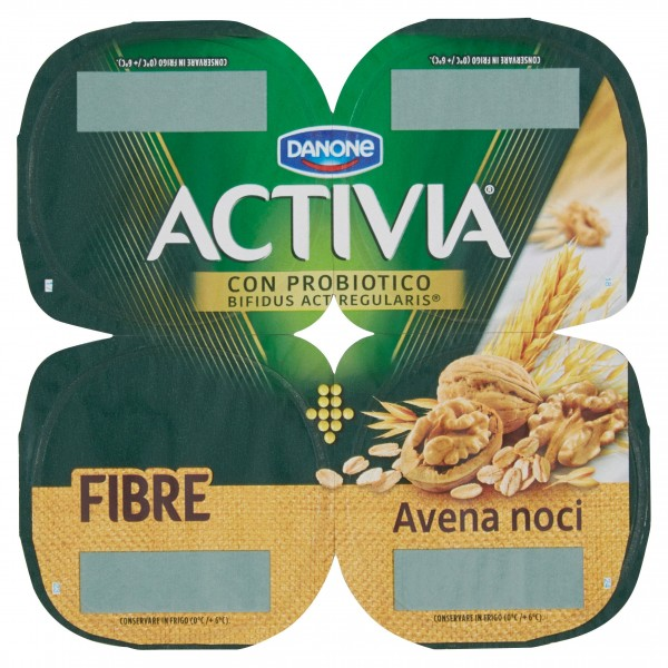 ACTIVIA AVENA/NOCI GR.125X4