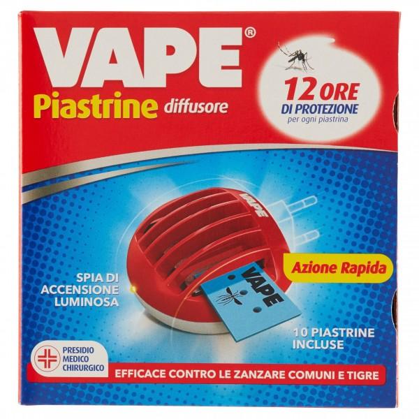 VAPE ELETTROEM.+10 PIASTRINE