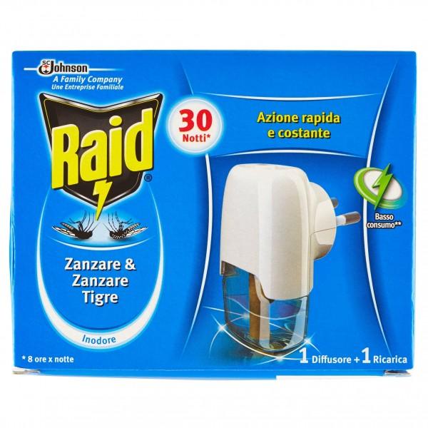 RAID INS.LIQUIDO BASE+RICARICA