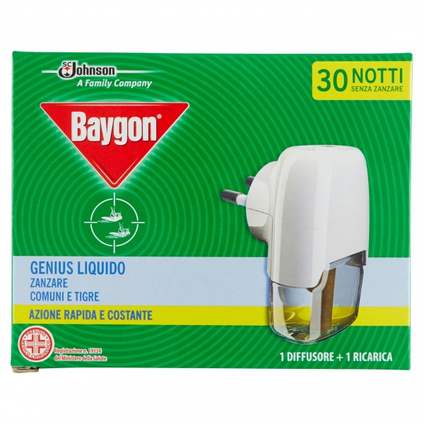 BAYGON GENIUS LIQUIDO BASE
