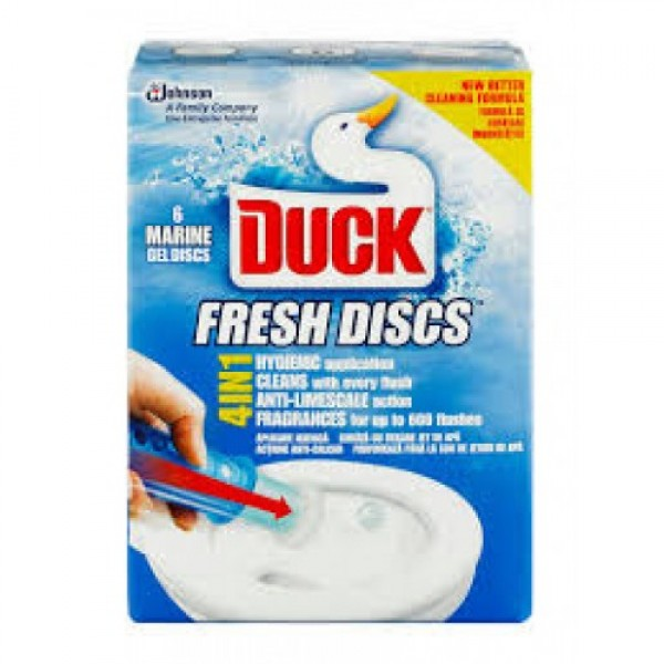 DUCK FRESH DISCS BASE X 6