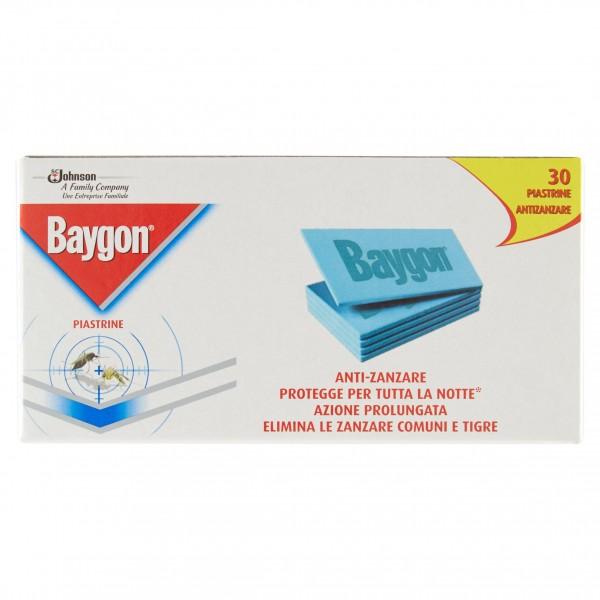 BAYGON PIASTRINE 30Pz