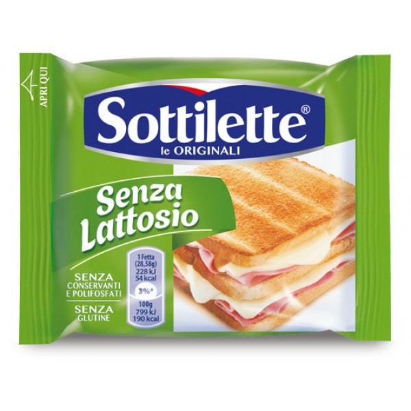 SOTTILETTE S/LATT.g185 36/12