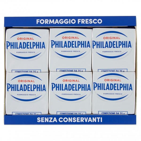 PHILADELPHIA FORMAGGIO BIANCO GR25X6