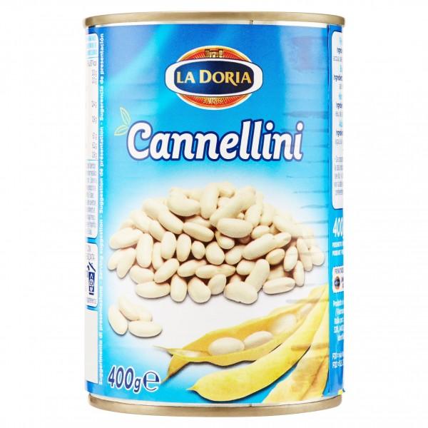 LA DORIA FAG.CANNELLINI 400 g