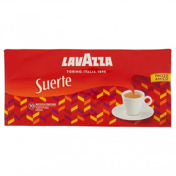 LAVAZZA SUERTE CONFEZIONE DA 4 250 GR