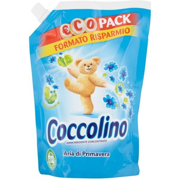 COCCOLINO POUCH 700 ML BLUE