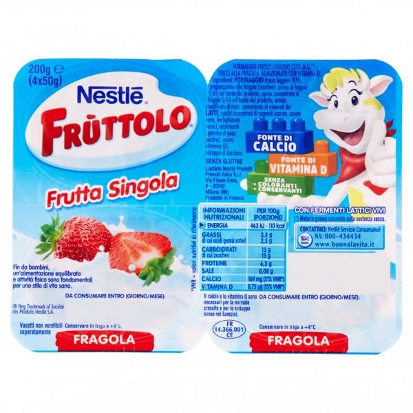 FRUTTOLO FRAGOLA