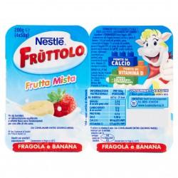 FRUTTOLO FRAGOLA BANANA 200 g