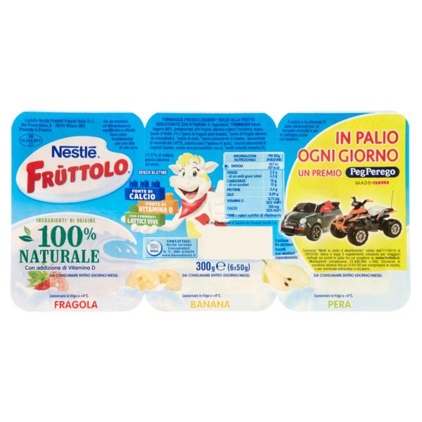 FRUTTOLO FRUTTA FRA/PE/BAN 300