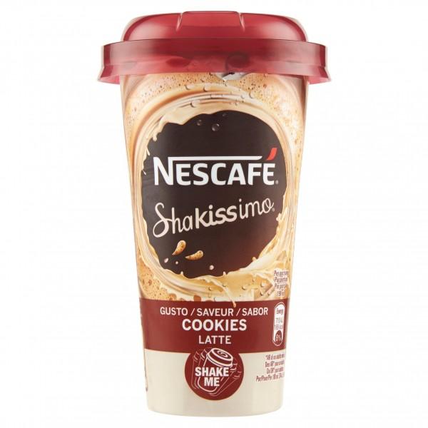 NESCAFE SHAKE COOKIES ML.190