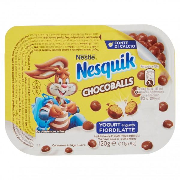 NESQUIK CHOCOBALLS GR120
