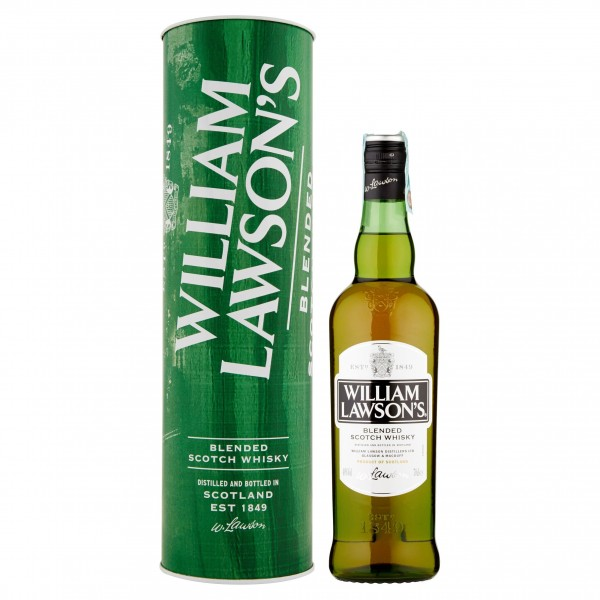 WILLIAMS LAWSON'S WHISKY 70CL