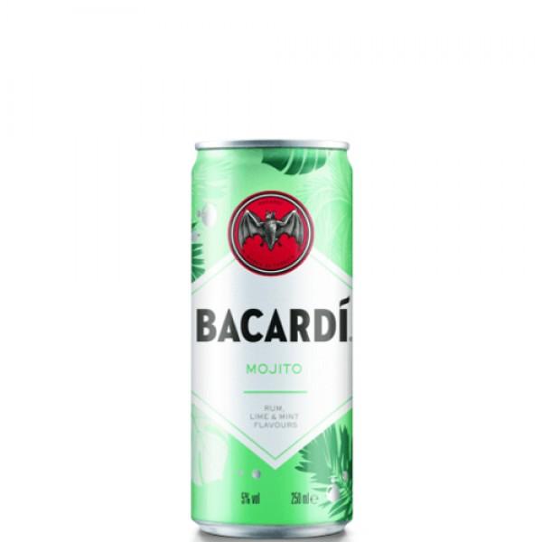 BACARDI MOJITO LATTINA CL 25