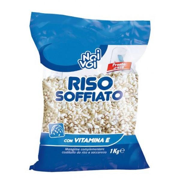NOI&VOI RISO SOFFIATO 1 KG