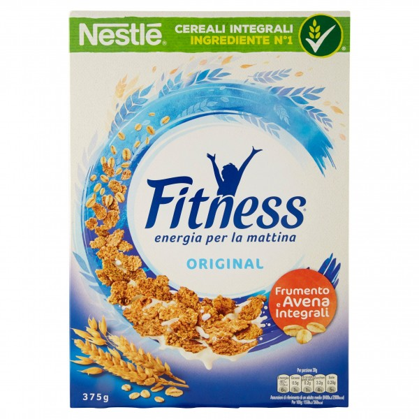 NESTLE' FITNESS CEREALI 375 GR