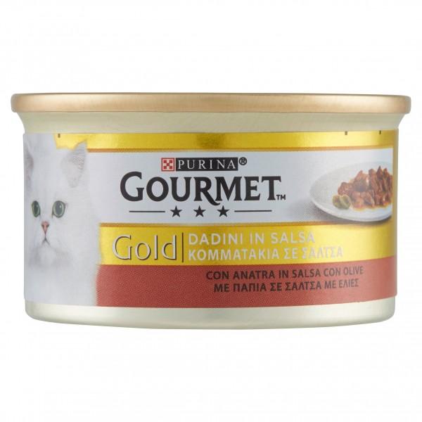 GOURMET GOLD MOUSSE 85GR CONIG