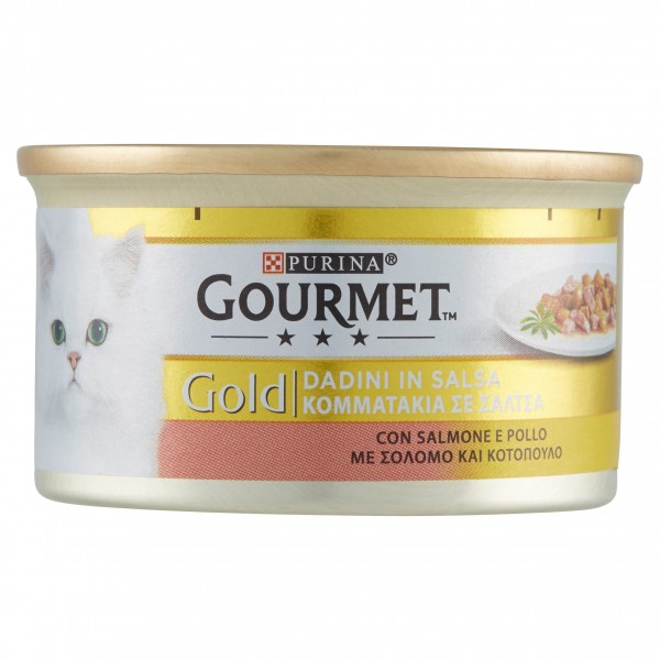 GOURMET GOLD DADINI SAL/POL 85