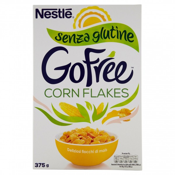 NESTLE' CORN FLAKES S.GLUT.375