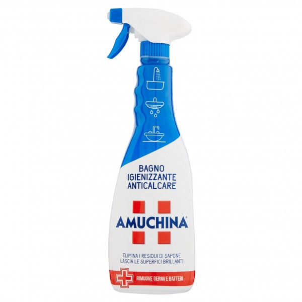 AMUCHINA BAGNO SPRAY 750ML