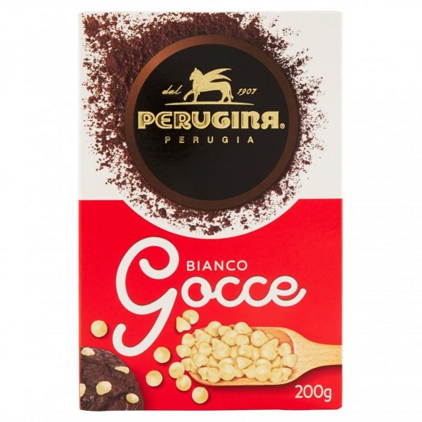 PERUGINA GOCCE C.BIANCO 200 g