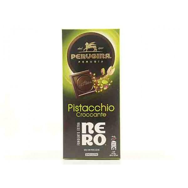 PERUGINA NERO TAVOLETTA PISTACCHIO GR 85